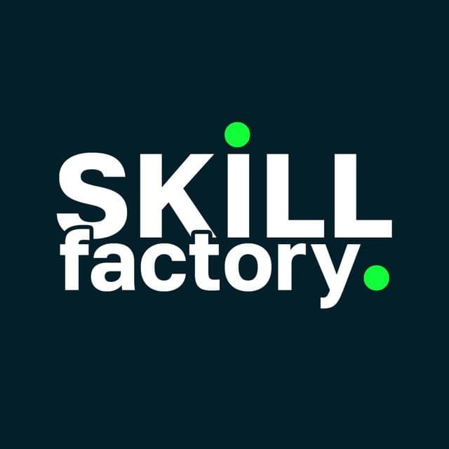 Лого Skillfactory