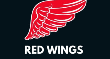 Red wings Лого